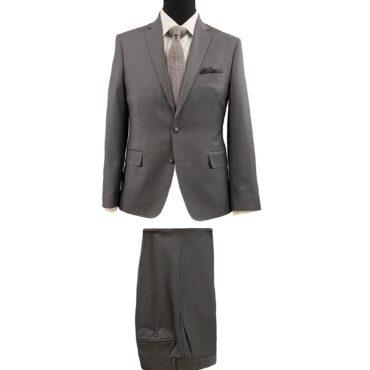CG21076 - Grey Solid, 100% Wool