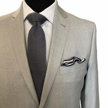 EG84105 - Light Grey, 100% Wool