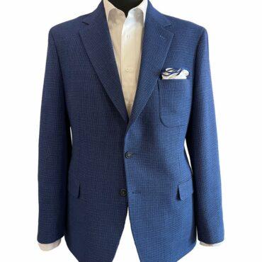 EN53673  - Bonino, Blue, 100% Wool